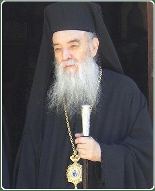 Ips Ieremia Mitropolit de Gortina si Megalopol