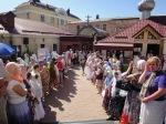 Φωτογραφίες από τον Εσπερινό και τον Όρθρο στον Άγιο Λουκά τον ιατρό στηνΚριμαία